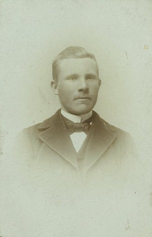 "Great Grandpa, Jens ""K.B."" Anderson"