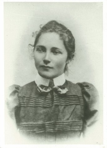 Great Grandma, Magnhild Anderson